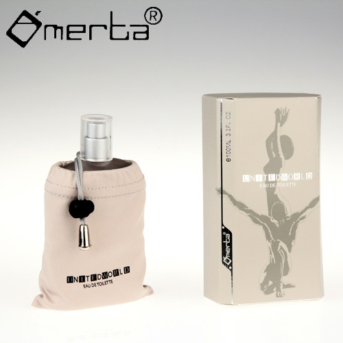 Omerta Eau de toilette mixte United World - Bergamote, Citron, Mandarine. 100 ml -