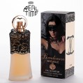 Real Time Eau de parfum pour femme - Loveliness Sensuelle 100 ml - Senteurs florales et fruitées
