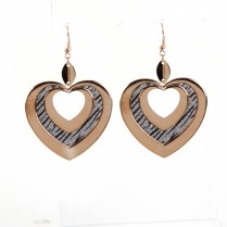 Boucles d'oreilles light,à décor scintillant,pour moments chics - 23A10