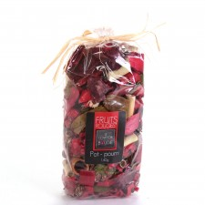 Pot pourri Parfumé Fruits Rouges -